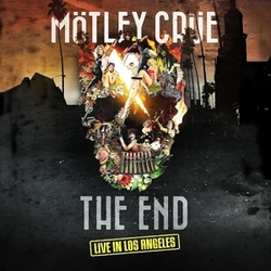 Motley Crue - The End  Live...