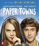 Paper towns, (Blu-Ray)