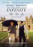 Man who knew infinity, (DVD)