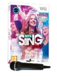 Lets sing 2017 + 1 microphone, (Wii). WII