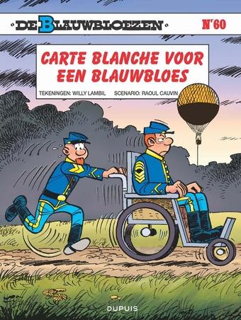 BLAUWBLOEZEN 60. CARTE BLANCHE VOOR EEN BLAUWBLOES