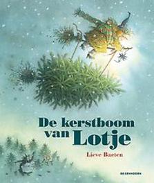 De kerstboom van Lotje. Lieve Baeten, Hardcover