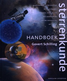 Handboek sterrenkunde. Schilling, Govert, Hardcover