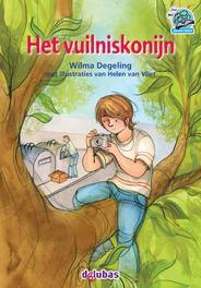 Het vuilniskonijn Samenleesboeken, Degeling, Wilma, Hardcover