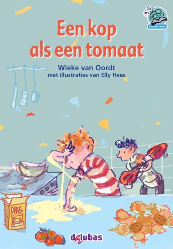 Een kop als een tomaat Samenleesboeken, Van Oordt, Wieke, Hardcover