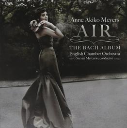 AIR- J.S BACH NO.1 ON BILLBOARD ALBUM CHART ANNE AKIKO MEYERS, CD