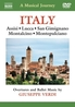 ITALY:A MUSICAL JOURNEY NTSC//ASSISI/LUCCA/SAN GIMIGNANO/MONTALCINO...