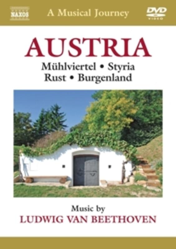 AUSTRIA:A MUSICAL JOURNEY L. VAN BEETHOVEN, DVDNL