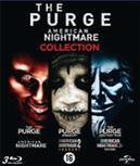 Purge 1-3 , (Blu-Ray)