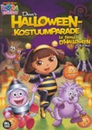 Dora - Dora's halloween parade, (DVD) .. PARADE - BILINGUAL ANIMATION, DVD