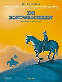 BLAUWBLOEZEN DOOR 01. HOMMAGE ALBUM BLAUWBLOEZEN DOOR, Salvérius, Louis, Paperback