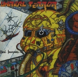 HARD INCURSION OBSCURE HEAVY METAL ALBUM REISSUED //INCL. BONUS TRACKS UNREAL TERROR, CD