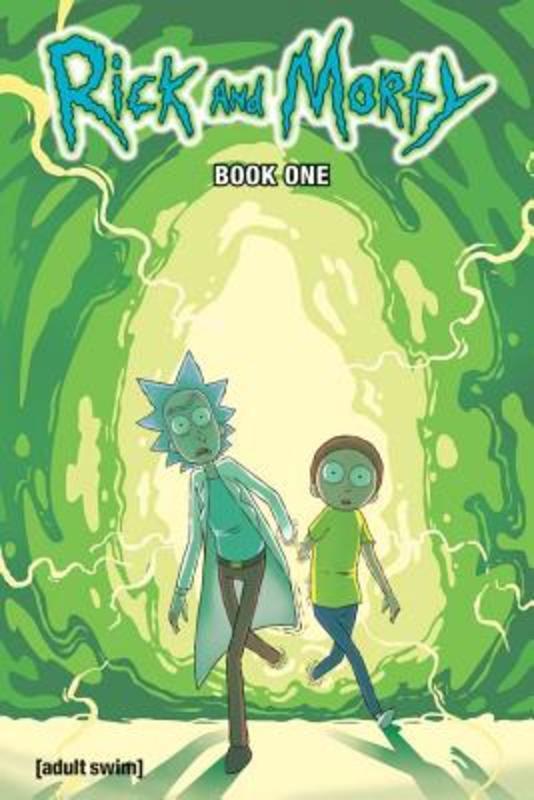 Rick and Morty 1 Zac, Gorman, Hardcover