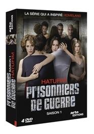 HATUFIM PAL/REGION 2 French Version, TV SERIES, DVD