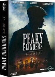 PEAKY BLINDERS - S1-2 FRENCH VERSION - CAST:CILLIAN MURPHY, TOM HARDY. TV SERIES, DVD