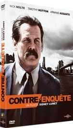 CONTRE-ENQUETE BY SIDNEY LUMET MOVIE, DVD