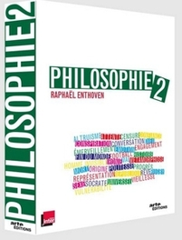 PHILOSOPHIE VOL.2 BY RAPHAEL ENTHOVEN//W/40P. BOOKLET DOCUMENTARY, DVD