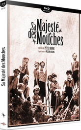 SA MAJESTE DES MOUCHES MOVIE, Blu-Ray