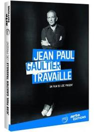 JEAN-PAUL GAULTIER.. .. TRAVAILLE -- LOIC PRIGENT. DOCUMENTARY, DVD