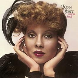 COME ON INSIDE -REISSUE- 1979 ALBUM RENA SCOTT, CD
