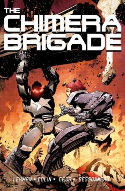 The Chimera Brigade 1 Volume 1, Serge, Lehman, Paperback
