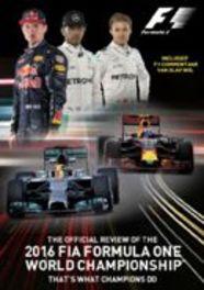 F1 2016 official review, (DVD) DVDNL