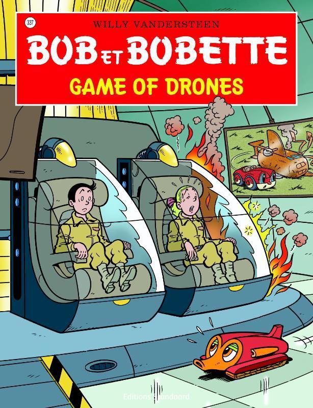 Game of drones Bob et Bobette, Vandersteen, Willy, Paperback