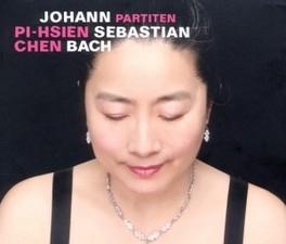 PARTITAS PI-HSIEN CHEN J.S. BACH, CD