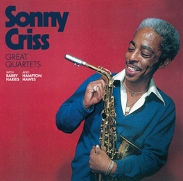 GREAT QUARTETS Audio CD, SONNY CRISS, CD