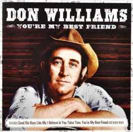 YOU'RE MY BEST FRIEND DON WILLIAMS, CD