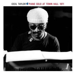 PIANO SOLO AT TOWN HALL.. .. 1971 Audio CD, CECIL TAYLOR, CD