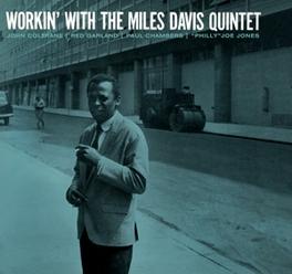 WORKIN' MILES DAVIS, CD