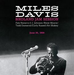 BIRDLAND JAM SESSION Audio CD, MILES DAVIS, CD
