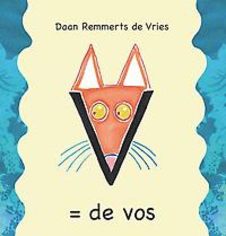 V * de vos Remmerts De Vries, Daan, Hardcover