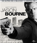 Jason Bourne, (Blu-Ray 4K...