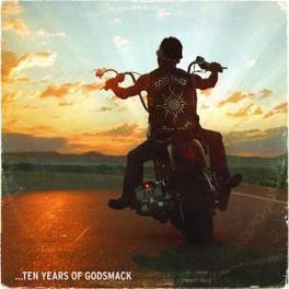GOOD TIMES, BAD TIMES TEN YEARS OF GODSMACK Audio CD, GODSMACK, CD