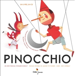PINOCCHIO. KATE COMBAULT, CD