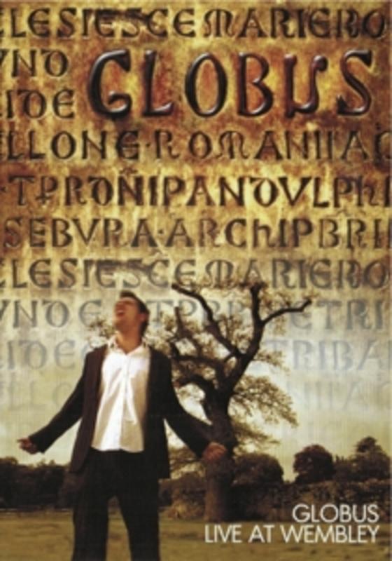 LIVE AT WEMBLEY PAL/ALL REGIONS GLOBUS, DVD