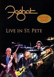 Foghat - Live In St. Pete,...