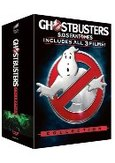 Ghostbusters 1-3, (DVD)