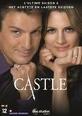 Castle - Seizoen 8, (DVD)
