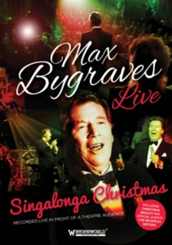 SINGALONGA CHRISTMAS MAX BYGRAVES, DVDNL