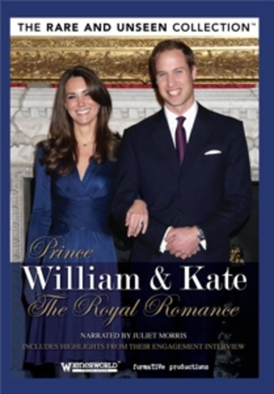 Prince William & Kate -..