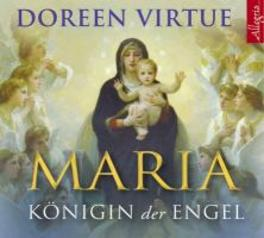 KONIGIN DER ENGEL DOREEN VIRTUE AUDIOBOOK, CD