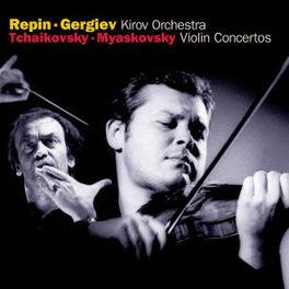 VIOLIN CONCERTOS KIROV ORCHESTRA/GERGIEV Audio CD, TCHAIKOVSKY/MIASKOVSKY, CD