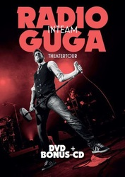 RADIO GUGA -DVD+CD- MEESTER IMITATOR IN ZIJN NIEUWSTE THEATER SHOW