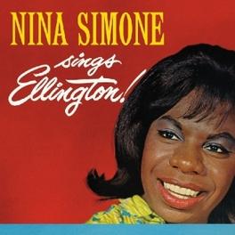 SINGS ELLINGTON + AT.. .. NEWPORT NINA SIMONE, CD