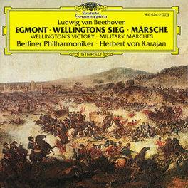 EGMON OP.84/MARSCH D-DUR BP/KARAJAN/BLASR DER BP/BERGRATH Audio CD, L. VAN BEETHOVEN, CD
