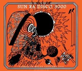 DISCO 3000 SUN RA, CD