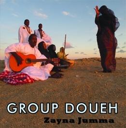 ZAYNA JUMMA 'THEIR MOST STRAIGHTFORWARD ROCK RECORD' GROUP DOUEH, LP